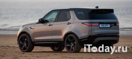 Обновленный Land Rover Dicsovery оценили врублях