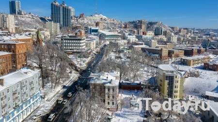 Во Владивостоке управляющим компаниям выписали штрафы за неубранный снег - 02.12.2020