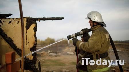 Короткое замыкание могло стать причиной пожара в коллекторе в Москве - 02.12.2020