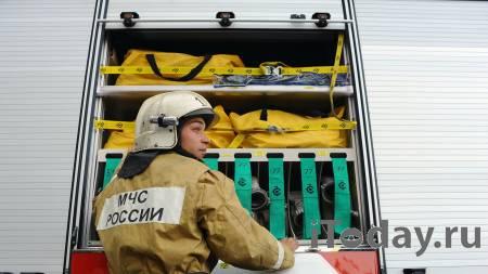 Пожар в магазине стройматериалов в подмосковной Малаховке потушен - Недвижимость 04.12.2020