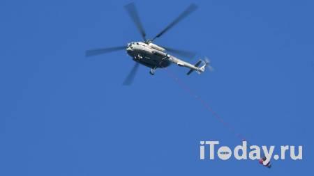 Санитарный Ми-8Т вынужденно вернулся в аэропорт вылета в Югре - Радио Sputnik, 06.12.2020