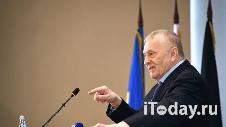 Жириновский объяснил свои резкие высказывания на съездах партии - 14.12.2020