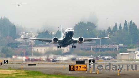 Проблемы с двигателем. В США экстренно сел Boeing 737 MAX 8 - Радио Sputnik, 26.12.2020