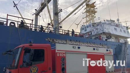 Рыболовецкое судно затонуло в Баренцевом море, ищут 17 человек - Радио Sputnik, 28.12.2020