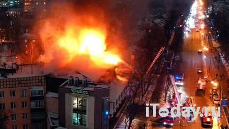 При пожаре в ресторане в Люберцах погиб человек - 30.12.2020