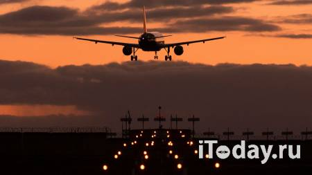 В Шереметьево экстренно сел самолет из Симферополя - 30.12.2020