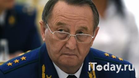 Виктора Гриня освободили от должности заместителя генпрокурора России - 31.12.2020