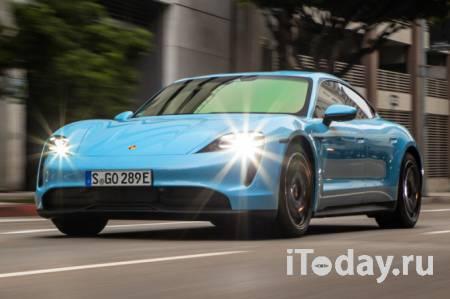 Электрический Porsche Taycan получит версию подешевле