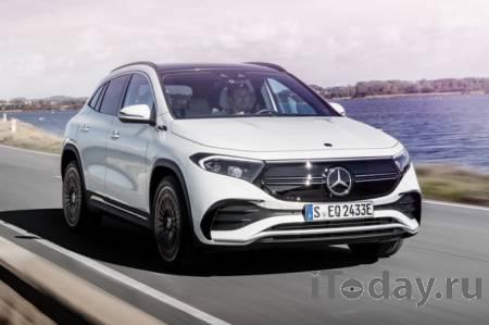 Mercedes-Benz показал новый «зеленый» кроссовер