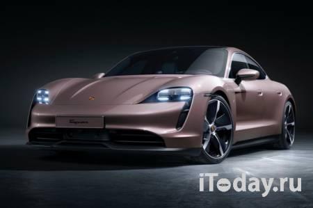 Самый доступный Porsche Taycan идет вРоссию