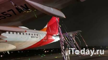 Празднование Нового года едва не привело к крупной авиакатастрофе - 01.01.2021