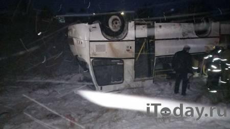 В Ивановской области человек погиб и четверо пострадали в ДТП с автобусом - 02.01.2021