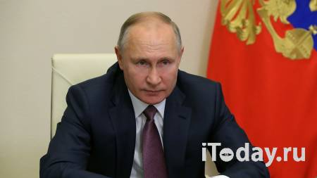 Путин проведет во вторник первое публичное совещание в 2021 году - 04.01.2021