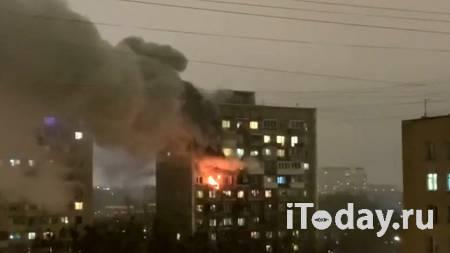 При пожаре на юге Москвы погибли два человека, в том числе ребенок - 04.01.2021