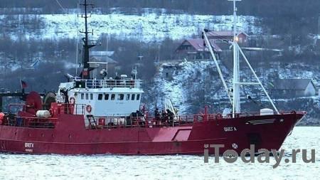 Российский траулер потерял ход в Охотском море - 05.01.2021