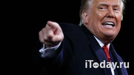 Трамп отозвал из сената кандидатуру раскритиковавшего его и.о. министра - Радио Sputnik, 07.01.2021