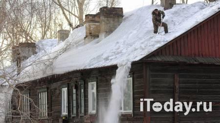 Погиб в гостях. В доме под Ульяновском на ребенка рухнул потолок - Радио Sputnik, 08.01.2021