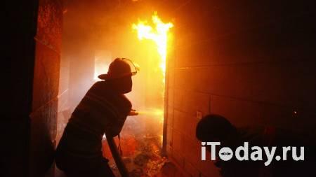 В Нижнем Новгороде сгорела квартира олимпийской чемпионки Шкурихиной - Спорт 08.01.2021