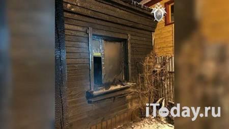 В Иркутской области два человека погибли при пожаре в частном доме - 10.01.2021