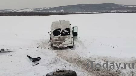 Власти рассказали о состоянии пострадавших при ДТП в Башкирии - 10.01.2021