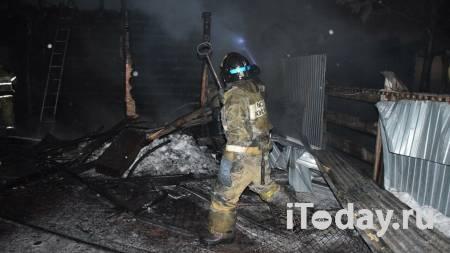 "Власти Тюмени озвучили ""наиболее вероятную"" причину пожара в пансионате - Радио Sputnik, 10.01.2021"