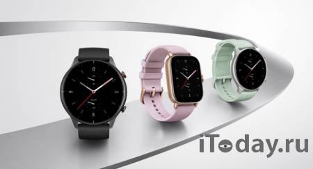 Amazfit представил в России свои новые фитнес-часы Amazfit GTR 2e и GTS 2e