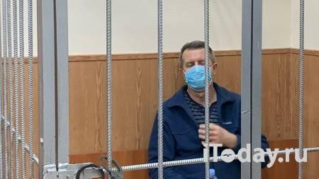 СК попросил продлить арест экс-замглавы ФСИН Максименко - 14.01.2021