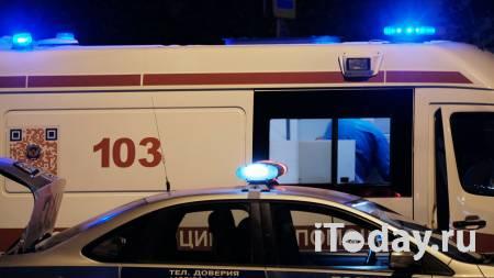 В центре Москвы произошло ДТП с шестью машинами - 14.01.2021
