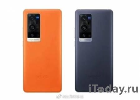 Флагманский смартфон Vivo X60 Pro+ выйдет 21 января