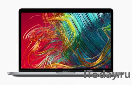 Apple MacBook Pro (2021) получит новый дизайн без сенсорной панели Touch Bar