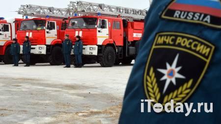 В Мытищах один человек пострадал при пожаре на парковке торгового центра - 15.01.2021