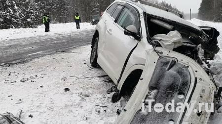 В Пензенской области три человека погибли в ДТП - 15.01.2021