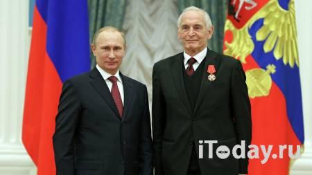 Путин отметил вклад Ланового в сохранение патриотических традиций - 16.01.2021