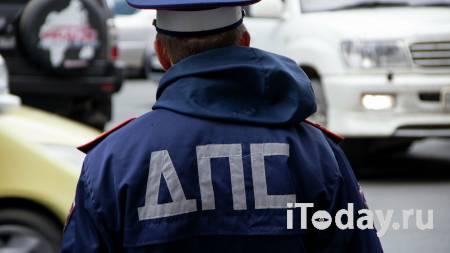 В Москве две машины столкнулись в Лефортовском тоннеле - 17.01.2021
