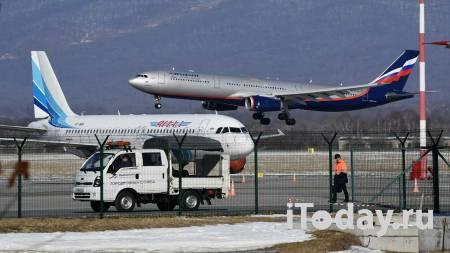 В аэропорту Владивостока самолет совершил аварийную посадку - 18.01.2021