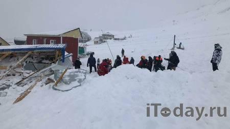 Склон был закрыт. Стали известны обстоятельства схода лавины на Домбае - Радио Sputnik, 18.01.2021
