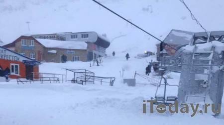 Спасатели извлекли тело одного погибшего после схода лавины на Домбае - 18.01.2021