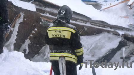 Пропавших после схода лавины в Домбае четверых людей нашли живыми - 19.01.2021