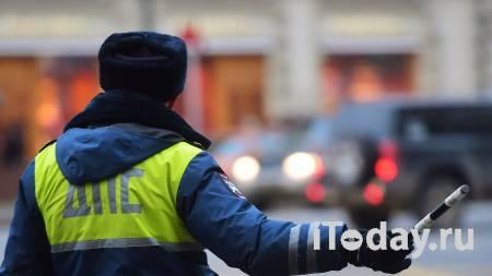 В Москве перекрыли движение на нескольких улицах из-за ДТП с грузовиками - 19.01.2021