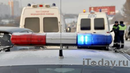 На МКАД произошло ДТП с двумя грузовиками - 20.01.2021