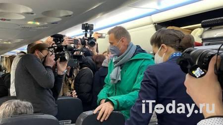 Генпрокурор: Навального можно называть лицом, совершившим преступление - 21.01.2021