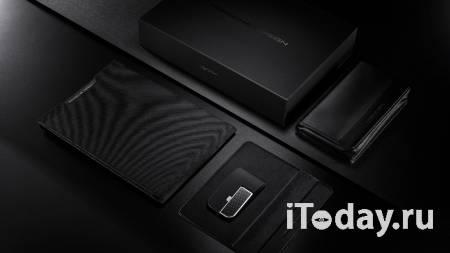 В России представлен премиальный ноутбук Porsche Design Acer Book RS