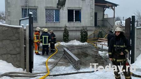 В Харькове в доме престарелых произошел пожар, есть погибшие - Радио Sputnik, 21.01.2021