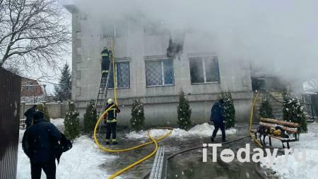 Названа предварительная причина пожара в харьковском доме престарелых - Радио Sputnik, 21.01.2021