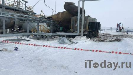 После взрыва на нефтяном предприятии в Татарстане началась проверка - 22.01.2021