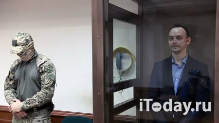 Сафронов рассказал омбудсмену Москвы о новом сокамернике - 22.01.2021
