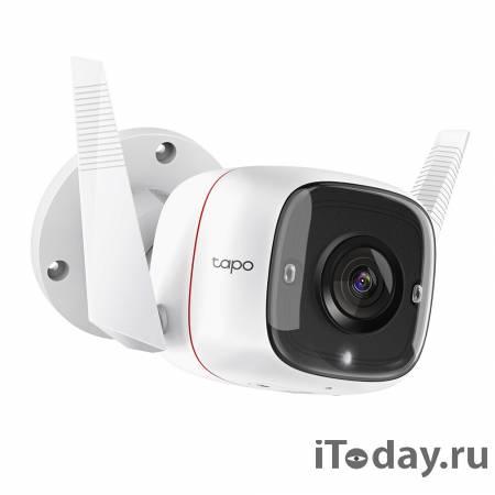 У TP-Link появилась новая Wi-Fi камера линейки TAPO