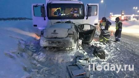В Саратовской области в ДТП погибли три человека - 22.01.2021