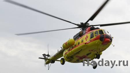 На Чукотке вертолет санавиации совершил аварийную посадку - 23.01.2021