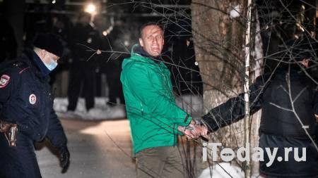 На Трубной площади участники незаконной акции забросали полицию снежками - 23.01.2021